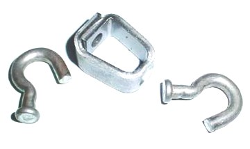 MB Crunch Proof In-Line Swivels crunchproofswivel